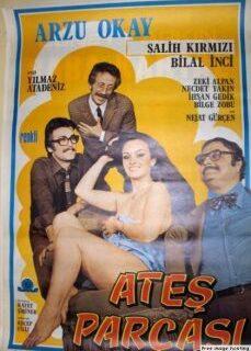 Ateş Parçası 1977 Yeşilçam Arzu Okay Filmi Full İzle full izle